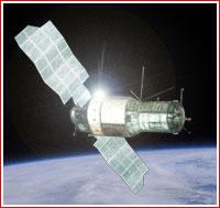 Salyut 2 Space Station