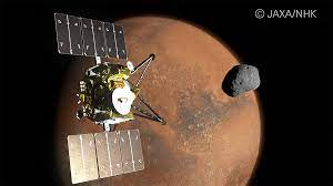 Japan aims to beat US and China Space Agencies to bring Martian soil to Earth