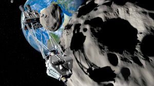 Asteroid Mining for Resources