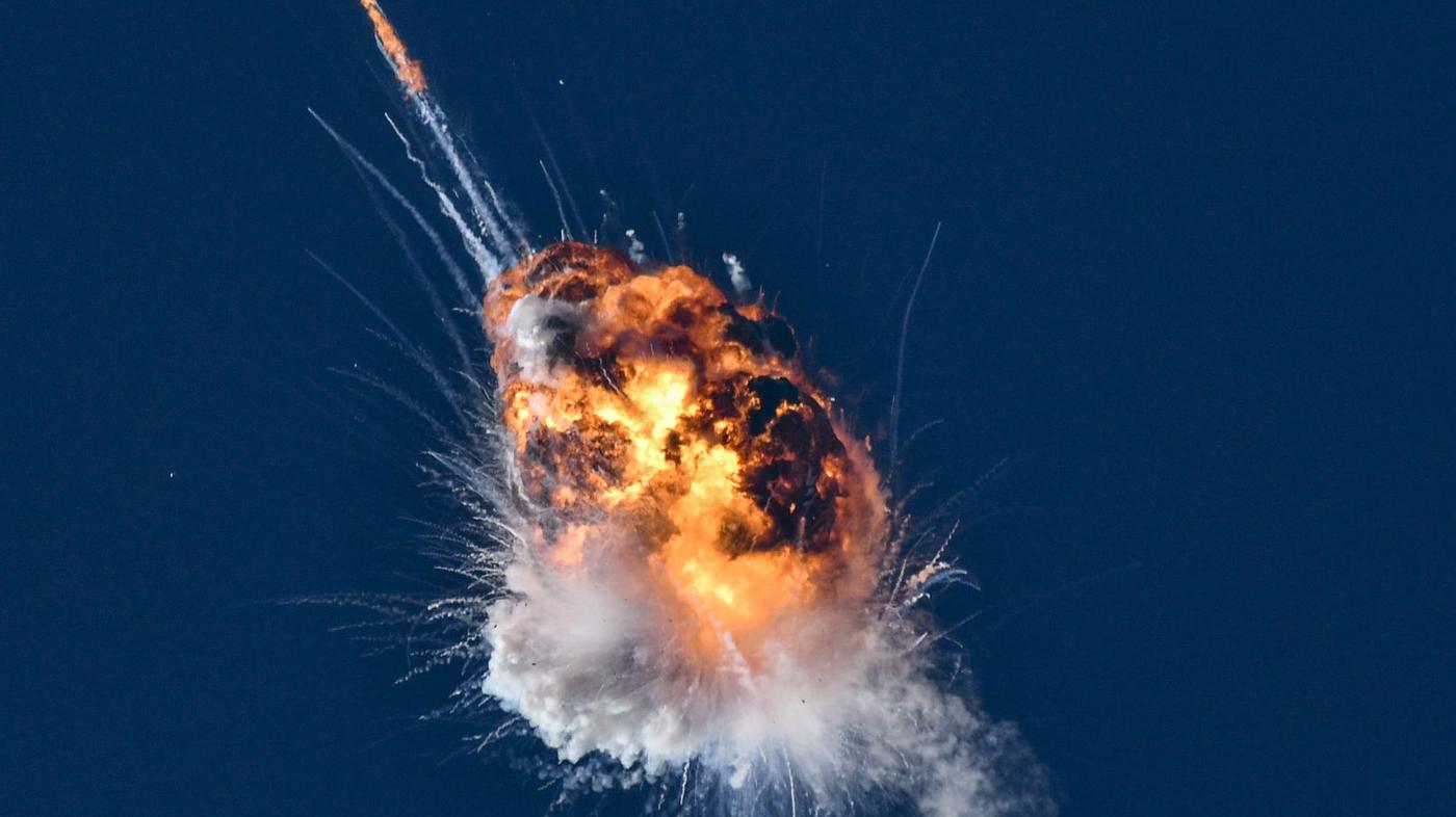 Firefly Launch Failure